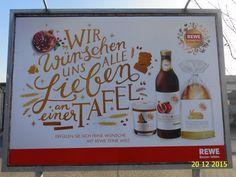 737. - Plakat in Stockach. / 20.12.2015./