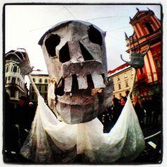 Zombie @ Protestival, Ljubljana