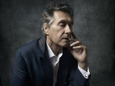 By request, Bryan Ferry for Icon, November 2014