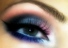 Soft & Bold Eye Make-up