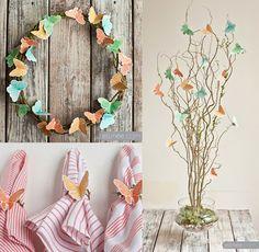 butterfly party ideas | Butterfly Party Ideas and Inspiration | Lil Blue Boo