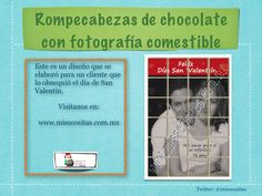Rompecabezas de chocolate