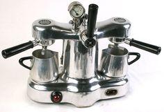 Vintage coffee machine