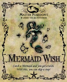 Mermaid Wish - inspiration only