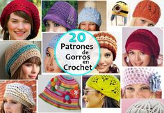 gorros-crochet-ESPANHOL.jpg (800×550)