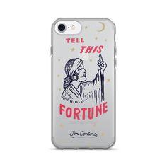 Fortune Teller iPhone case
