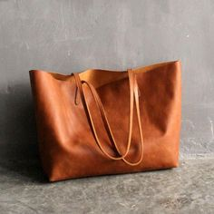Minimalist Leather Tote Bag Casual Distressed Leather Bag Women Large – LISABAG Source by Bags leather Small Leather Wallet, Leather Purses, Leather Handbags, Large Leather Tote Bag, Womens Leather Tote Bag, Brown Tote Bags, Leather Bags, Womens Tote Bags, Tan Tote Bag