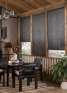 3 Neat Cool Ideas: Roller Blinds At Home blinds for windows rustic.Roll Up Blinds Roller Shades bedroom blinds fabric.Blinds And Curtains House. Patio Blinds, Outdoor Blinds, Diy Blinds, Bamboo Blinds, Wood Blinds, Shades Blinds, Privacy Shades, Blinds Ideas, Privacy Panels