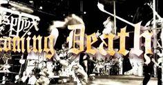 Hier der Titeltrack zur nächsten Asphyx Platte Incoming Death . Der folgende Clip zeigt unter anderem Live-Aufnahmen vom Brutal Assault Open Air 2015. Incoming Death erscheint am 30. September