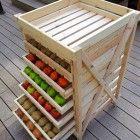 Ana White   Food Storage Shelf - DIY Projects