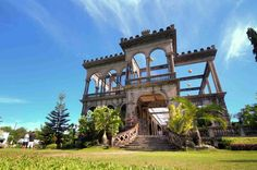 The Ruins, Talisay City, Negros Occidental, Philippines Regions Of The Philippines, Visayas, Places To Go, Beautiful Places, Forget, Mansions, House Styles, City, People