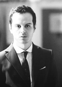 Jim Moriarty, evil and adorable. Sherlock Moriarty, James Moriarty, The Mick, Greatest Villains, Andrew Scott, 221b Baker Street, Attractive People, Good Looking Men, Celebrity Crush