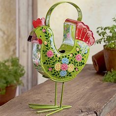 Chicken Watering Can