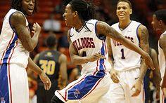 La. Tech's Speedy Smith plays with a heavy heart