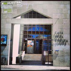 Casa de la Cultura - KAKU  #DeMuestraVillena www.muestravillena.villena.es www.facebook.com/Muestravillena @muestravillena