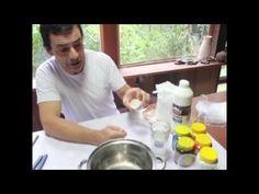 Como fazer a melhor massa de biscuit caseira - YouTube