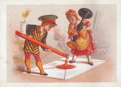Il sigillo, 1877