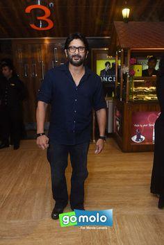Arshad Warsi at the Screening of Hindi movie 'Brothers' in Mumbai