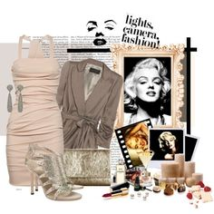 Old Hollywood Glamour! Bachelorette party theme