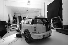 The MINI Clubman with its extraordinary design, its two-part split tailgate and spectacular Clubdoor was the perfect challenge for photographer Gabriel Shalom. Click through to read more.