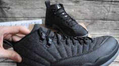 12d6fe788e5c Authentic Air Jordan 12 wool Review - sneakerjumpman - sneaker jumpman