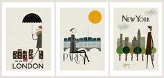 Beatiful prints from Blanca Gomez