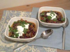 koken met Karin: Chili con carne