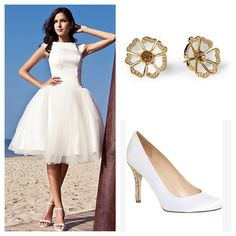 Elopement outfit