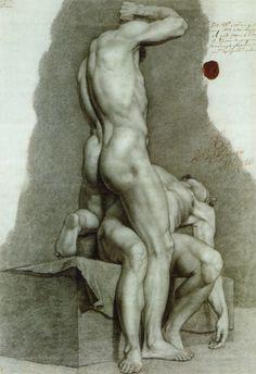 Big gay sketch naked blur