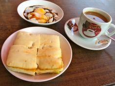 Breakfast at Good morning nanyang in Singapore