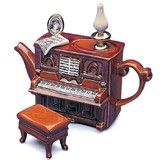 Found it at Wayfair - 0.5-pt. Piano Teapot