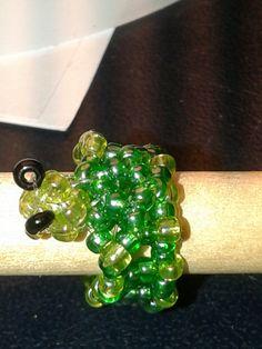 ring met schildpad