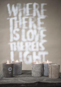La Boheme Scented Candles   Love Warriors of Sweden