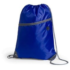 En DPUNTOS, tenemos lo mejor Mochila Blades en poliéster suave 210D con colores brillantes y una amplia gama de colores Con bolsillo frontal con cremallera y salida para auriculares.  Tu estilo eres tú, elige tu tendencia. Descubre la mejor manera de comprar en línea. Drawstring Backpack, Blade, Backpacks, Bright Colours, Blue Nails, Cheap Gifts, Backpack Purse, Zippers, Backpack