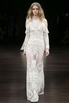 Naeem Khan // 2018 Bridal Fashion Week | LOVE FIND CO.