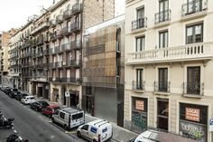 Residential building in Barcelona, Barcelone, 2013 - Mateo Arquitectura
