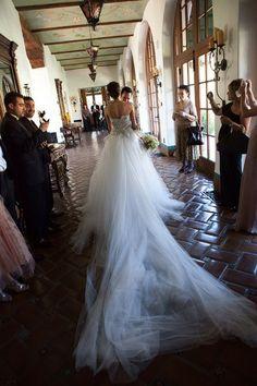 custom marchesa wedding gown mandana dayani