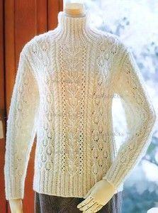 Два шикарных пуловера ... на основе узоров Хитоми Шида ... вязание спицами. Обсуждение на LiveInternet - Российский Сервис Онлайн-Дневников