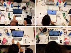 Workshop @An ounce of creativity Day in Reggio Emilia by Happycentro , via Behance