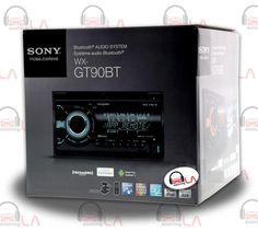 Sourcing-LA: Sony WX-GT90BT AM FM CD MP3 USB Car Indash Car Aud...
