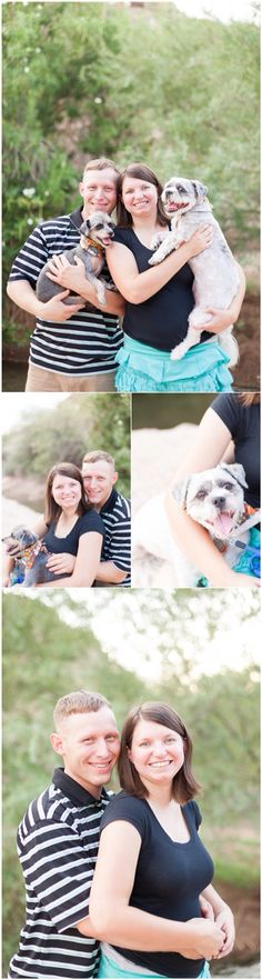 Phoenix family session with pups, Lauren Buman Photography.