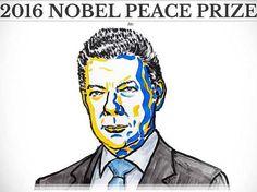 Нобелевская премия мира досталась президенту Колумбии а лидера повстанцев обошли - Московский Комсомолец