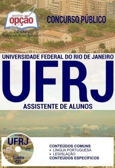 Nova Apostila Concurso Ufrj 2017 Assistente De Alunos