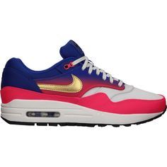 Nike Air Max 1 Women's Shoe..I want these!!