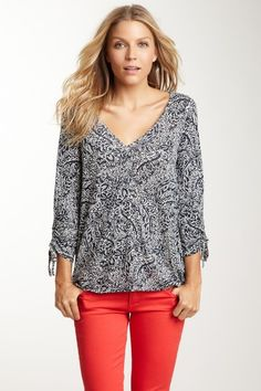 Paisley Mika Top  by Lucky Brand on @HauteLook
