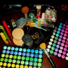 Makeup I don't use anymore.