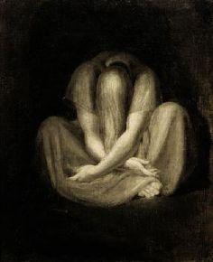 Johann Heinrich Füssli - Le silence