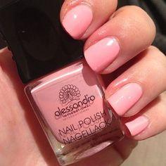 alessandro happy pink nail polish NOTD