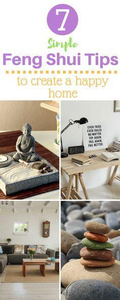 7 Easy Feng Shui Tips for a Positive Home #fengshui #fengshuitips #homedecor #designideas #interiors #diy