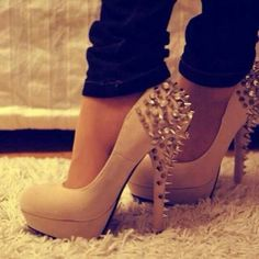.these are totally my style. cute but rough around the edges, perfect!
